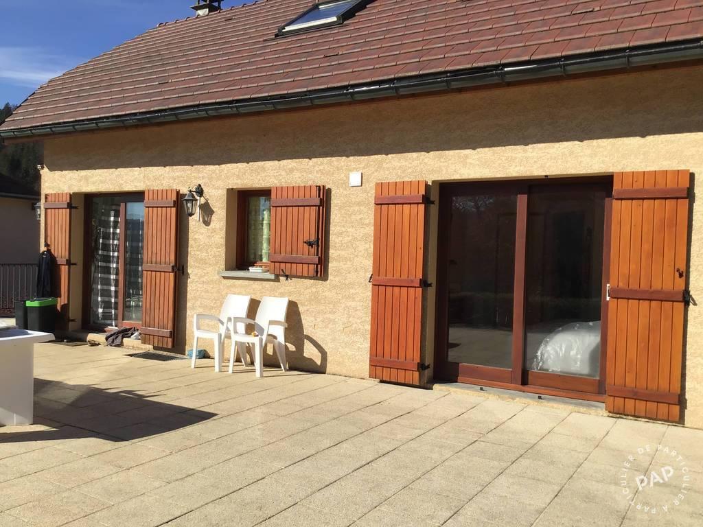 Vente maison 6 pièces Morbier (39400)