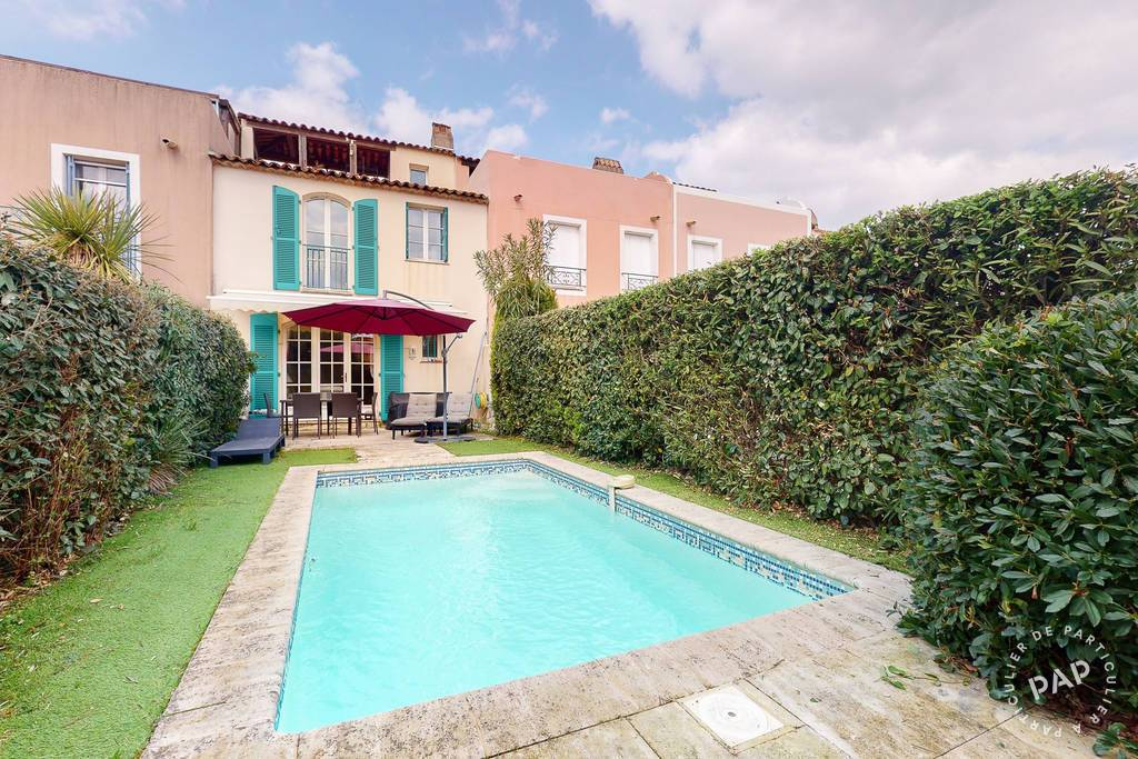 Vente Maison Port-Grimaud (83310) 86m² 880.000€