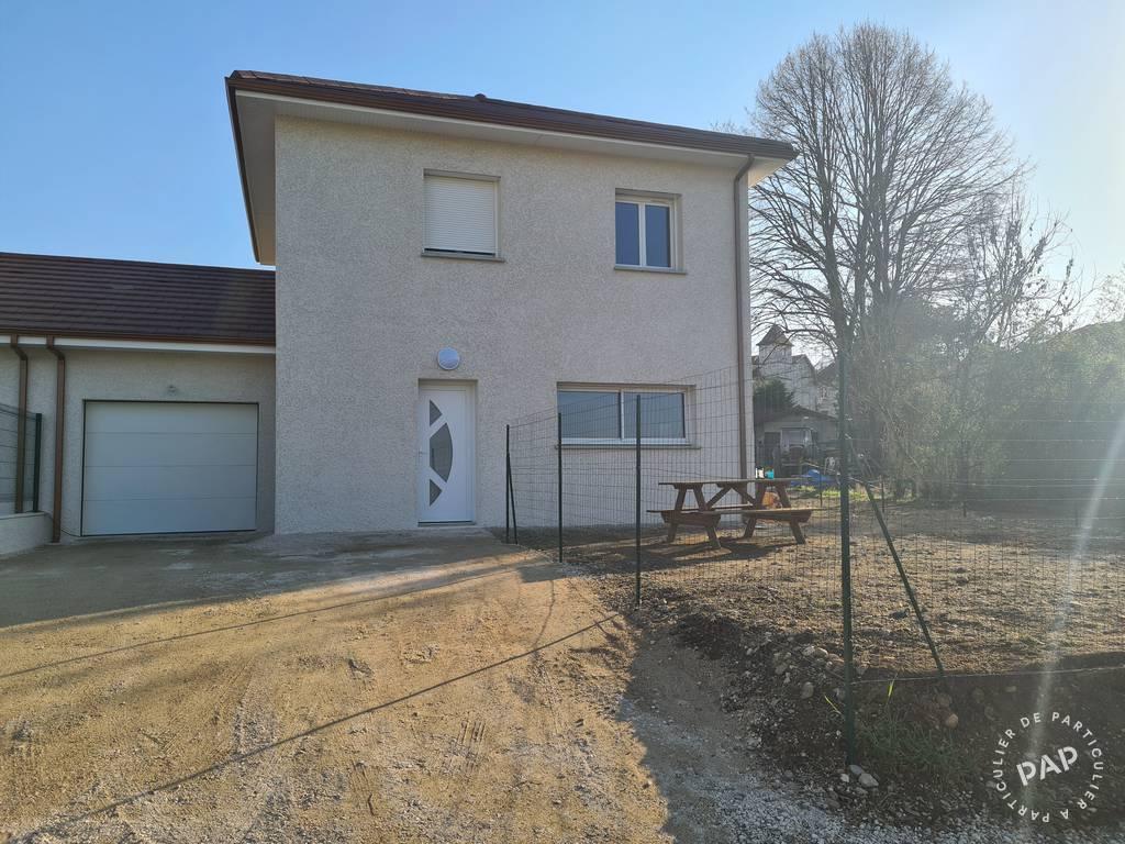 Vente maison 4 pièces Veyrins-Thuellin (38630)