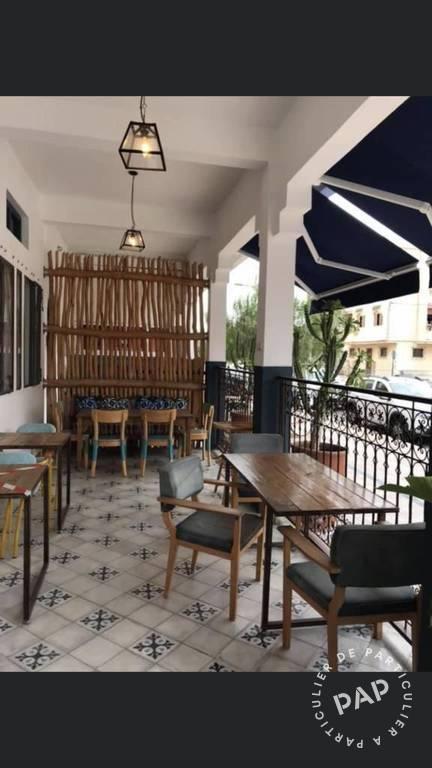 Vente et location Fonds de commerce Maroc 84m² 158.000€