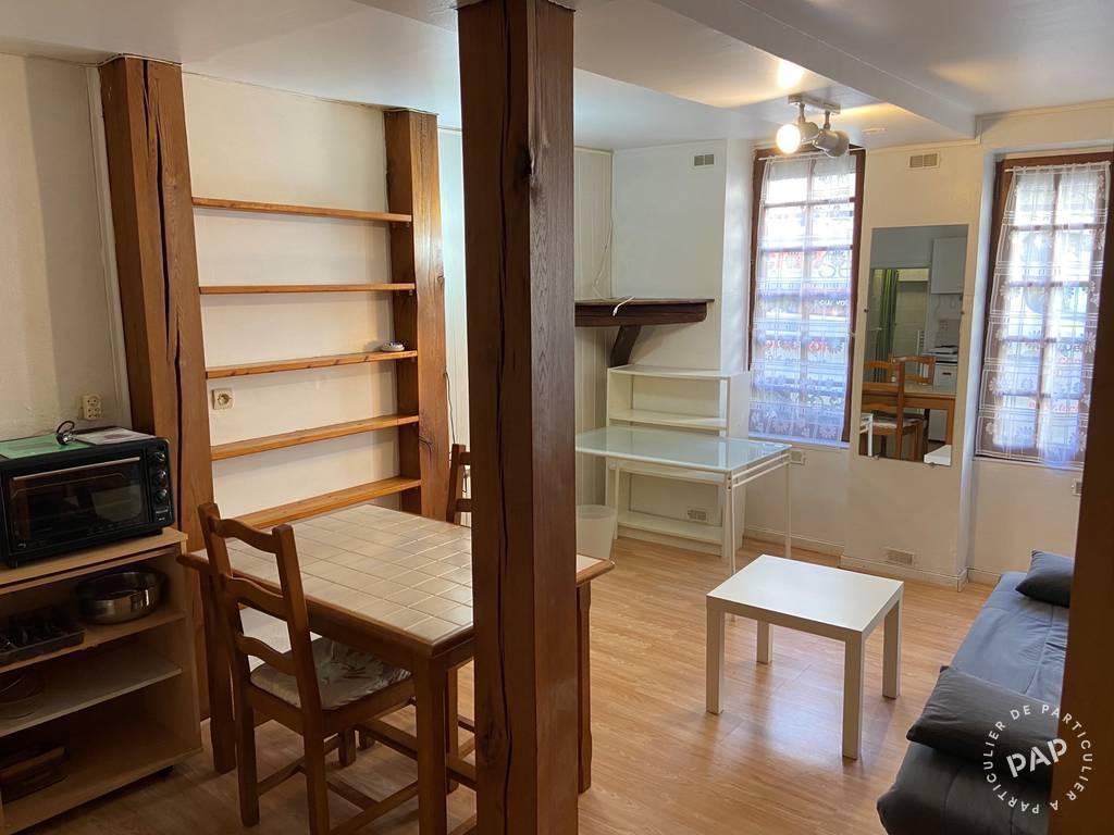 Vente appartement studio Caen (14000)