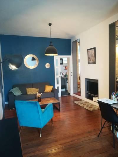 Vente appartement 3pièces 77m² Bordeaux (33800) - 350.000€