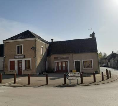 Local commercial Méobecq (36500) - 180m² - 60.000€