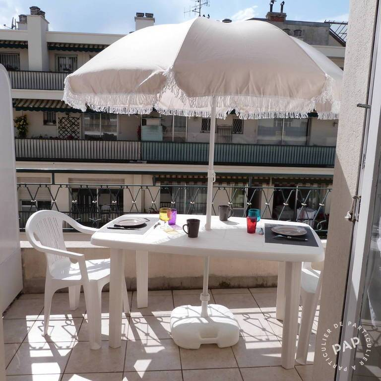 Location Appartement Nice (06000) 27 m² 585 €