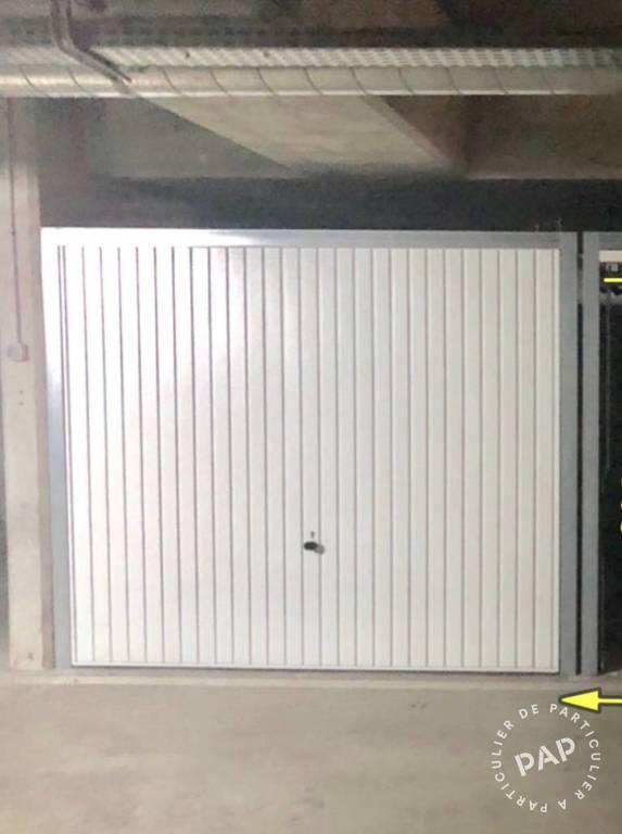 Vente Garage, parking Paris 17E (75017)  45.000€