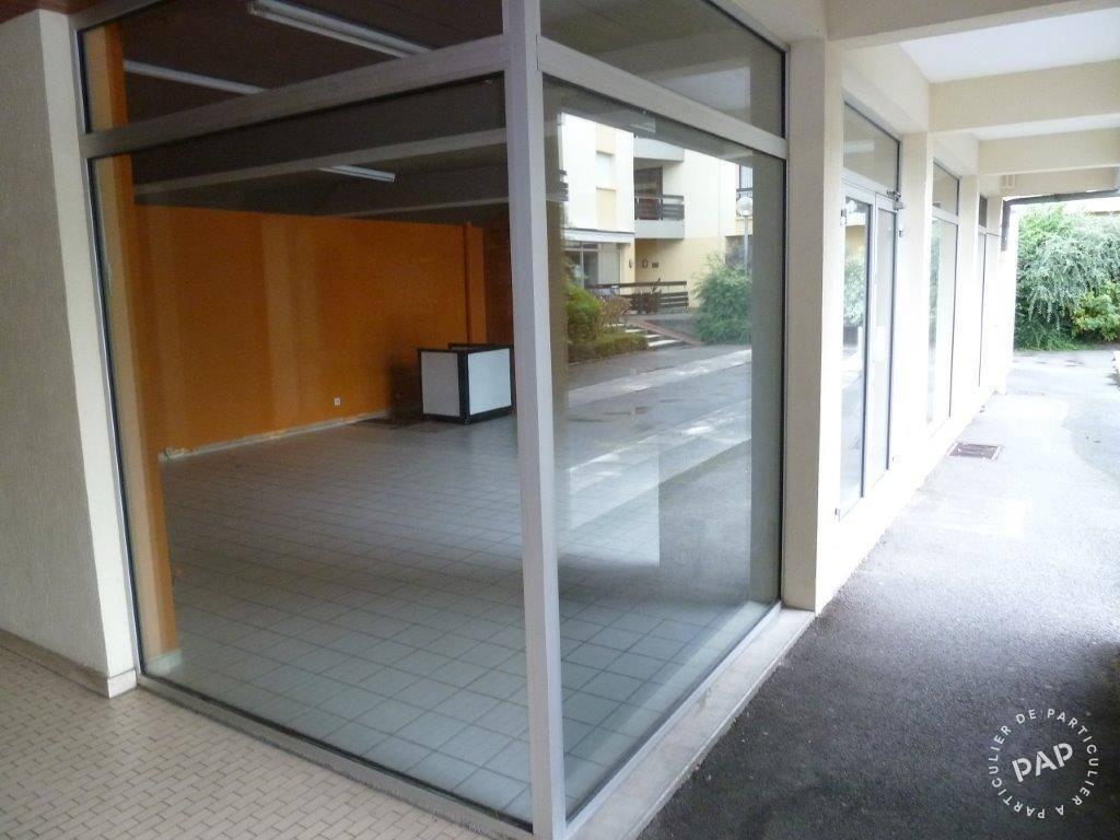 Location Bureaux et locaux professionnels Saint-Jorioz (74410) 80m² 650€