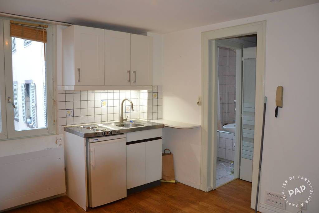 Location appartement studio Strasbourg (67)