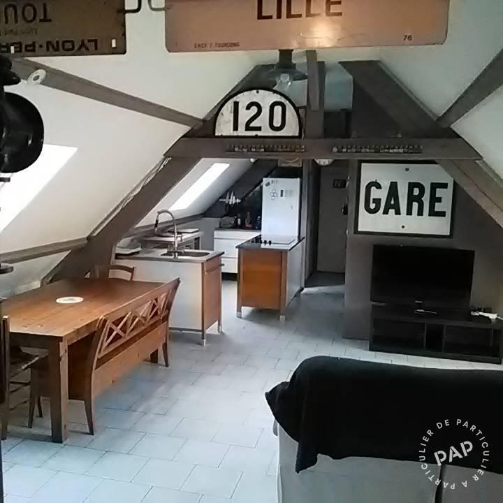 Vente appartement 2 pièces Montataire (60160)