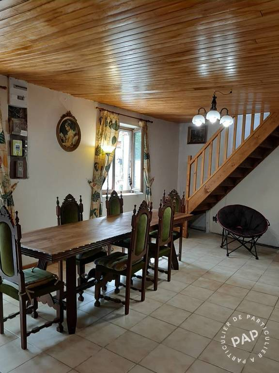 Vente maison 5 pièces Tupigny (02120)