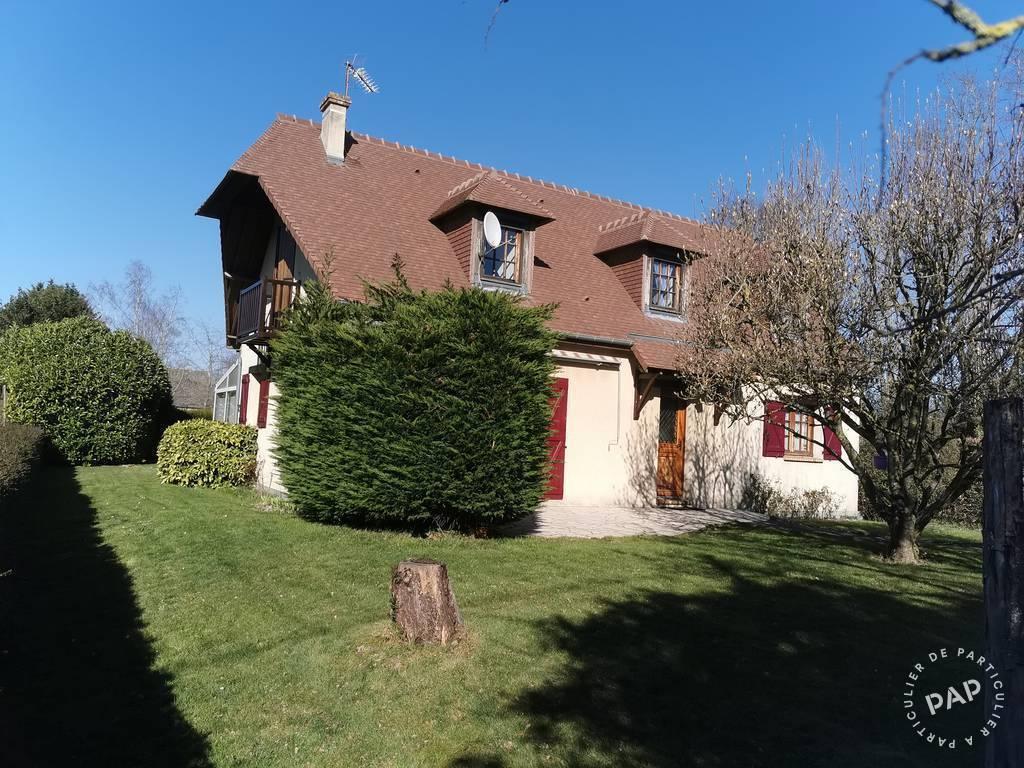 Vente Maison Menneval (27300) 130m² 260.000€