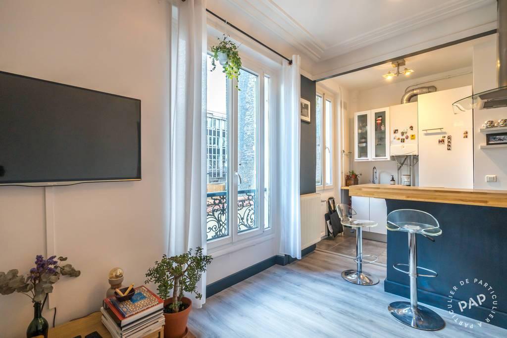Vente Appartement Paris 19E (75019) 38m² 425.000€