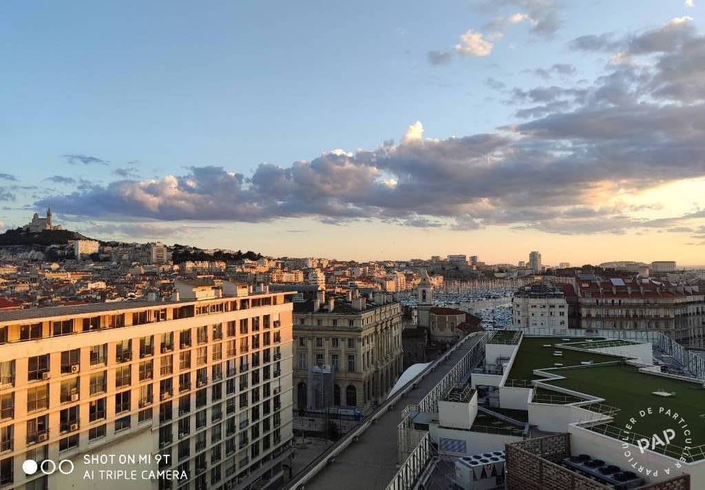 Vente Appartement Marseille 1Er (13001) 100m² 400.000€