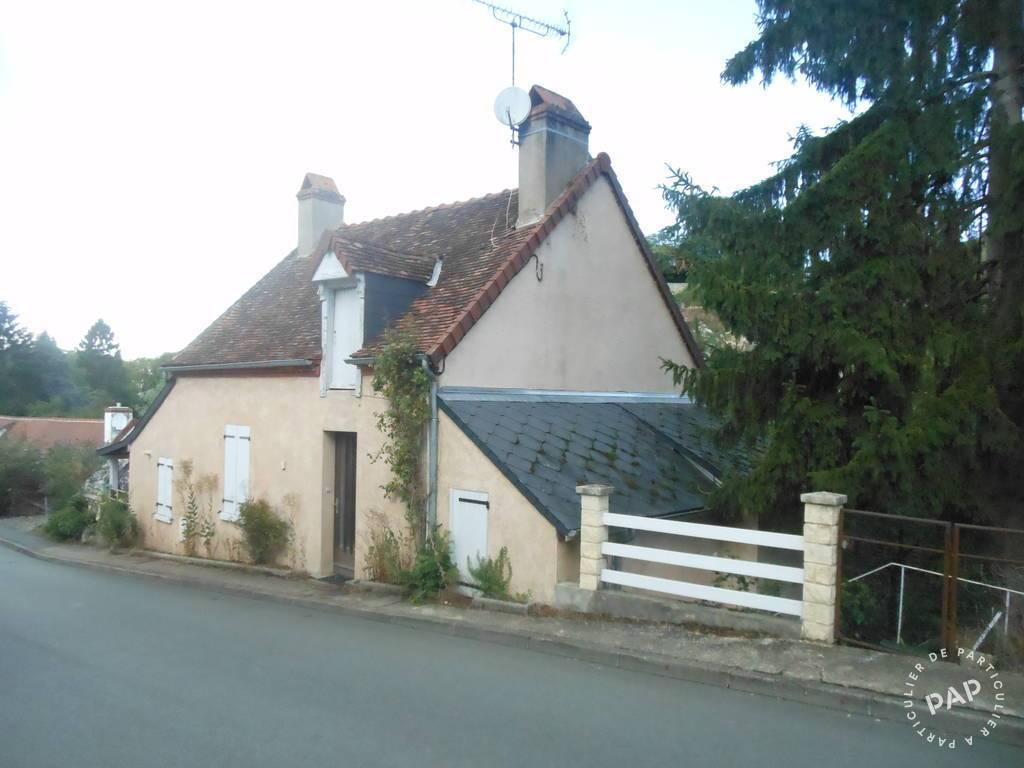 Vente maison 6 pièces Bourbon-Lancy (71140)