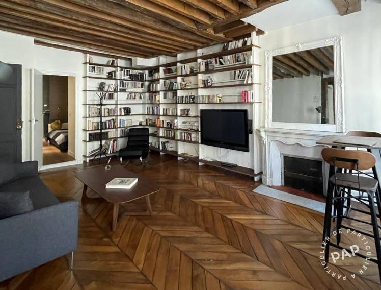 Location Appartement Paris 3E (75003) 52m² 2.100€