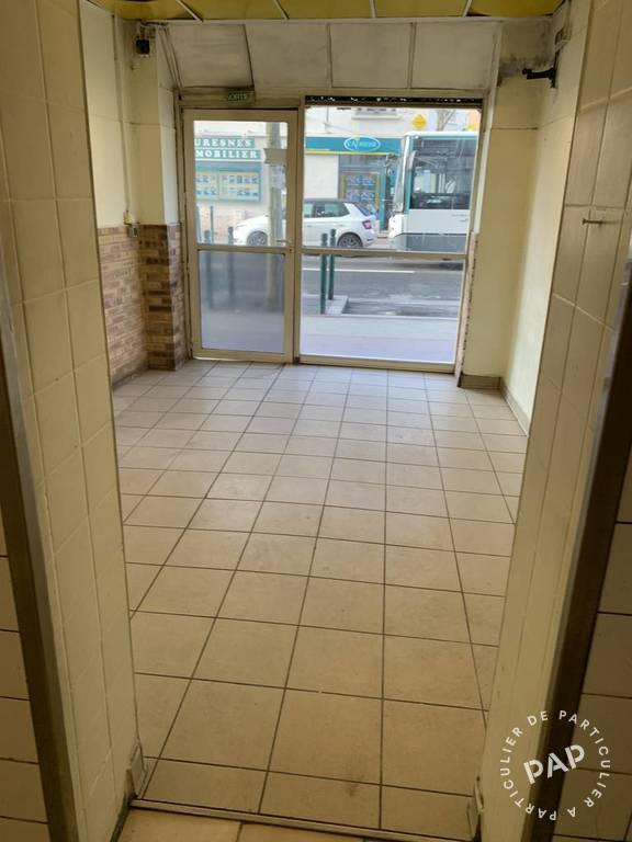 Vente et location Local commercial Suresnes (92150) 40m² 1.700€