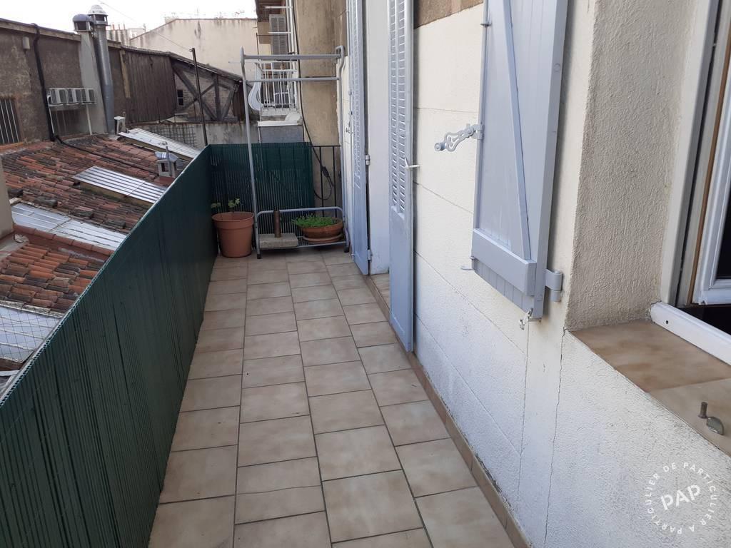 Vente appartement 2 pièces Marseille 6e