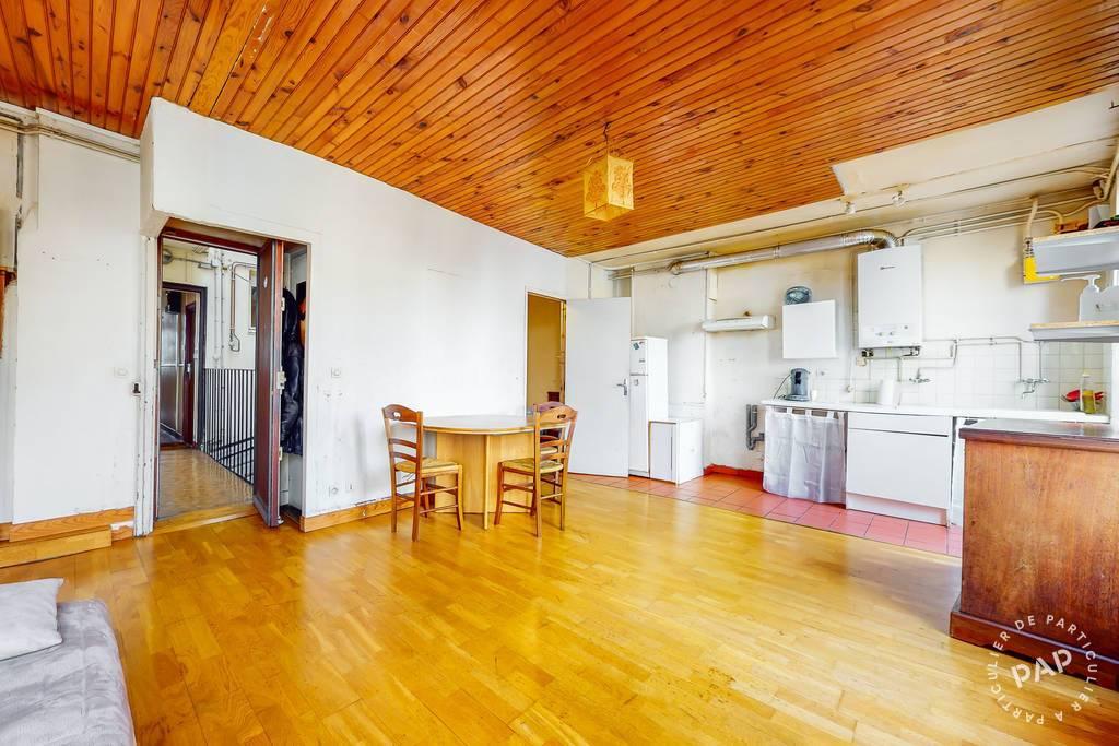 Vente Appartement Paris 20E (75020) 45m² 449.000€