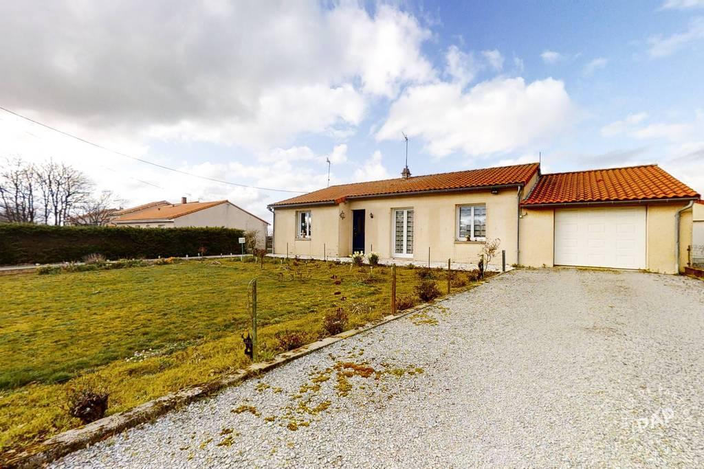 Vente maison 5 pièces Vouhé (79310)