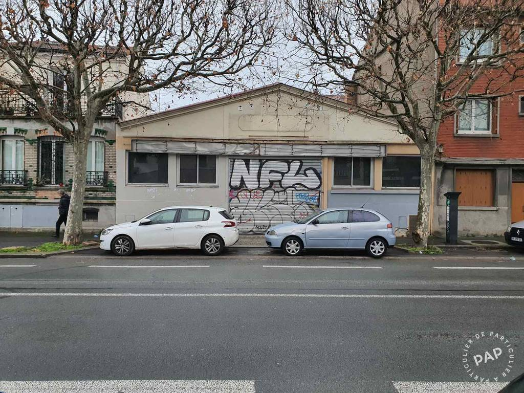Vente Immeuble Montreuil (93100)  1.400.000€