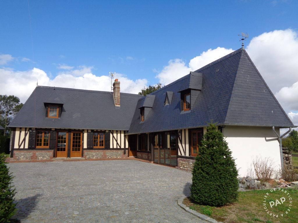 Vente Maison Saint-Jean-De-La-Léqueraye (27560) 240m² 380.000€