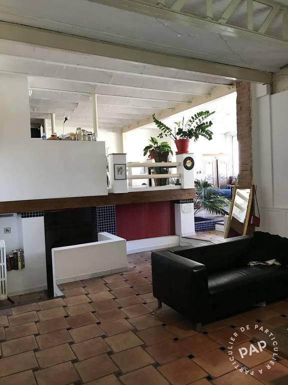 Vente Appartement Style Loft, Au Calme.
