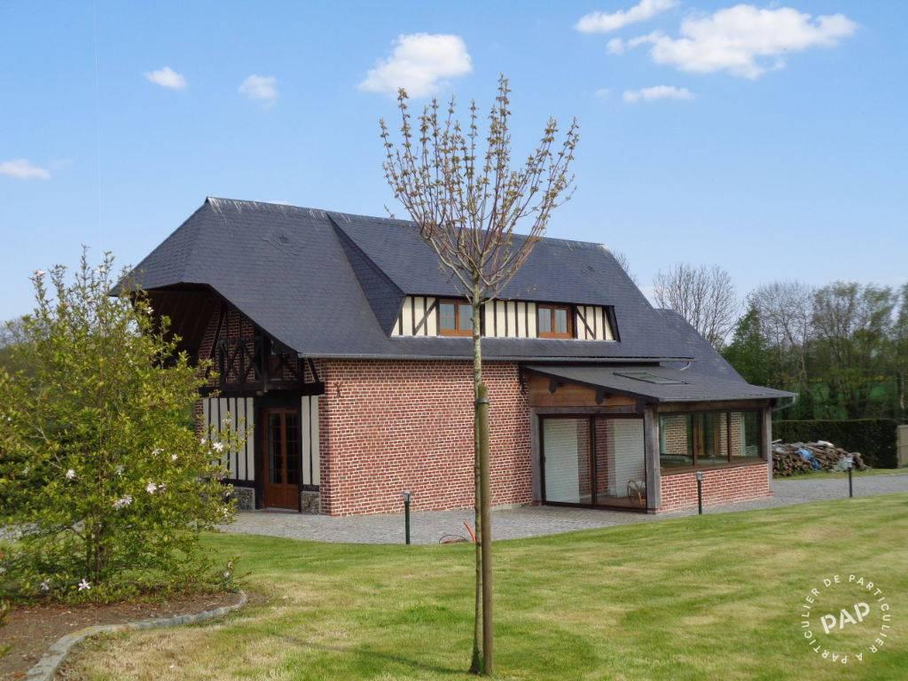 Vente Maison Saint-Jean-De-La-Léqueraye (27560)