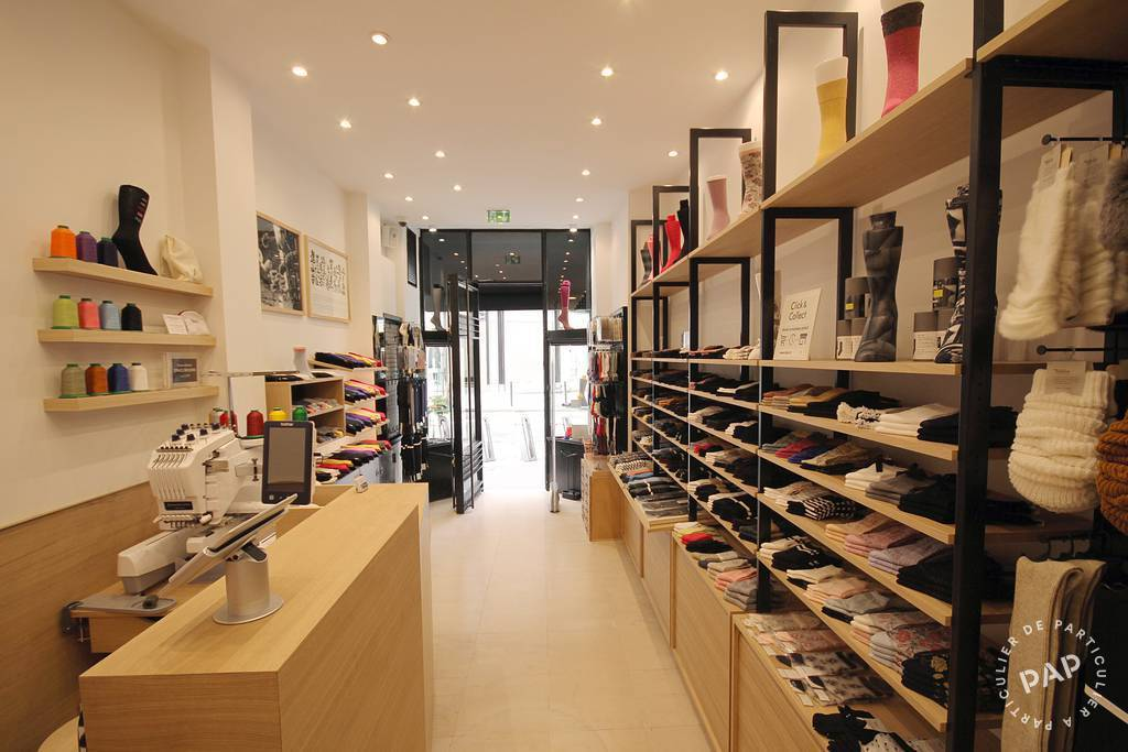 Local commercial Paris 16E (75016) 1.893€