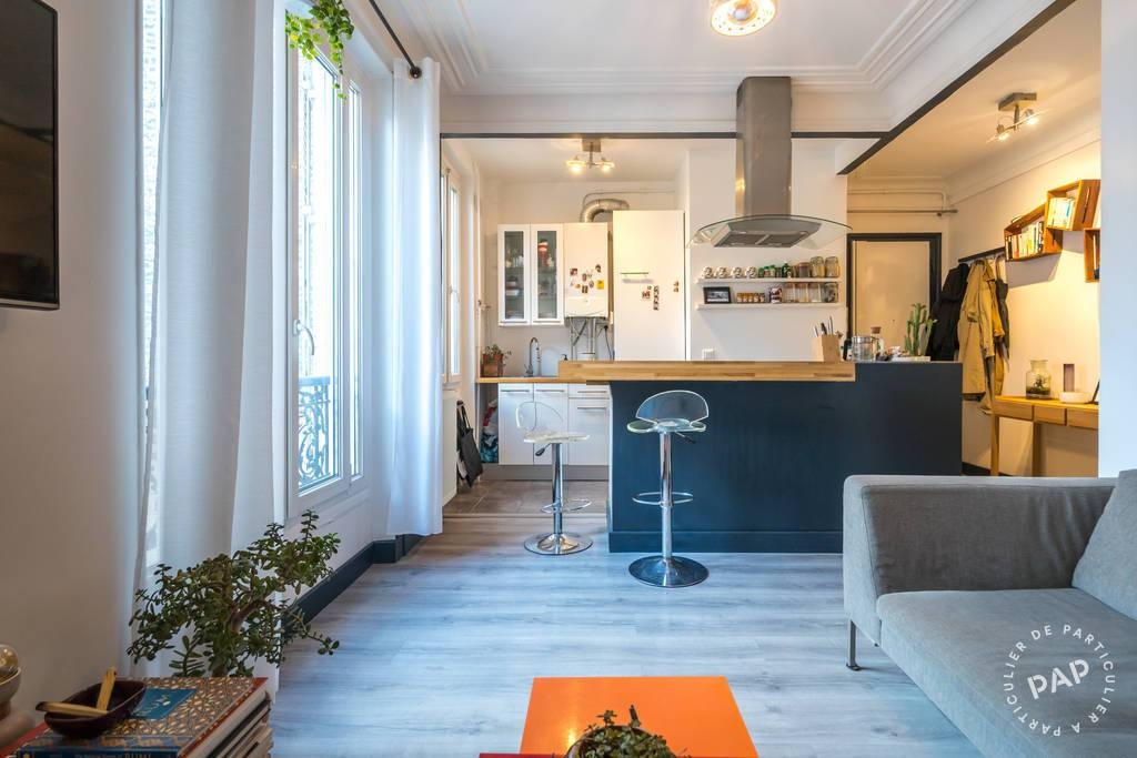 Appartement Paris 19E (75019) 425.000€