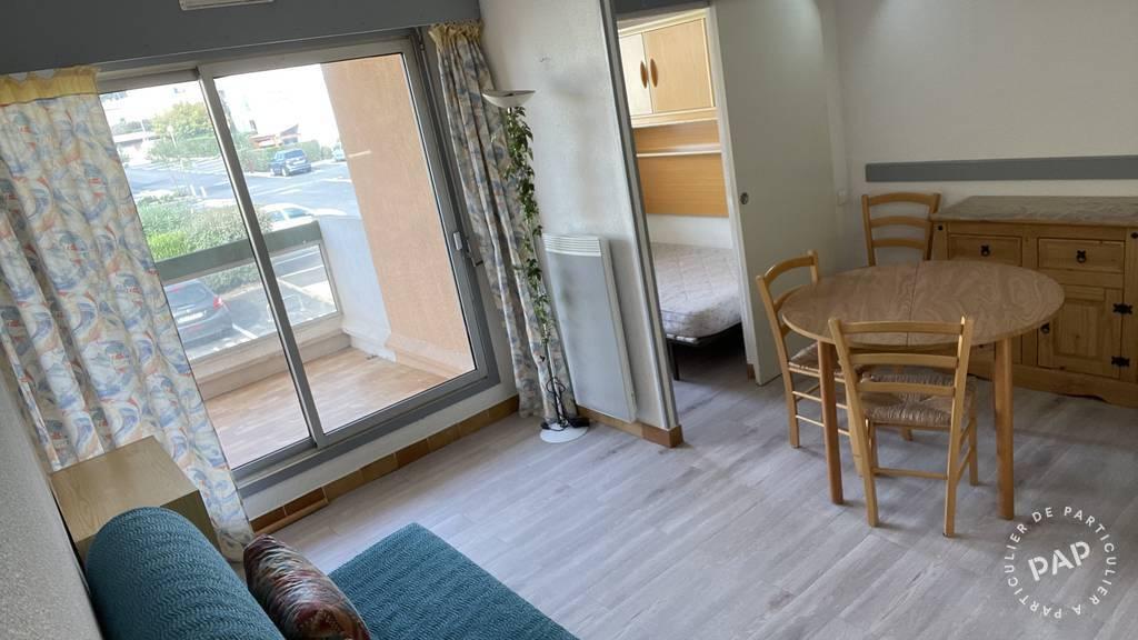 Appartement 69.000€ 26m² Agde (34300)