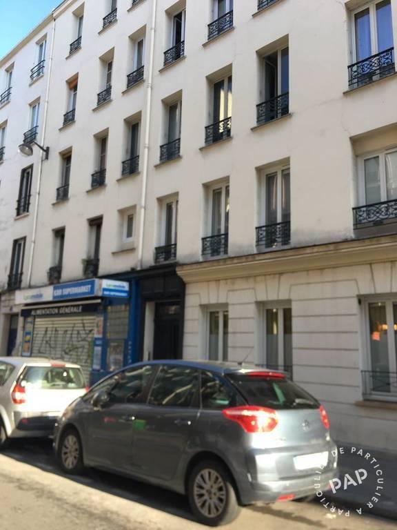 Vente et location Paris 19E (75019) 60m²