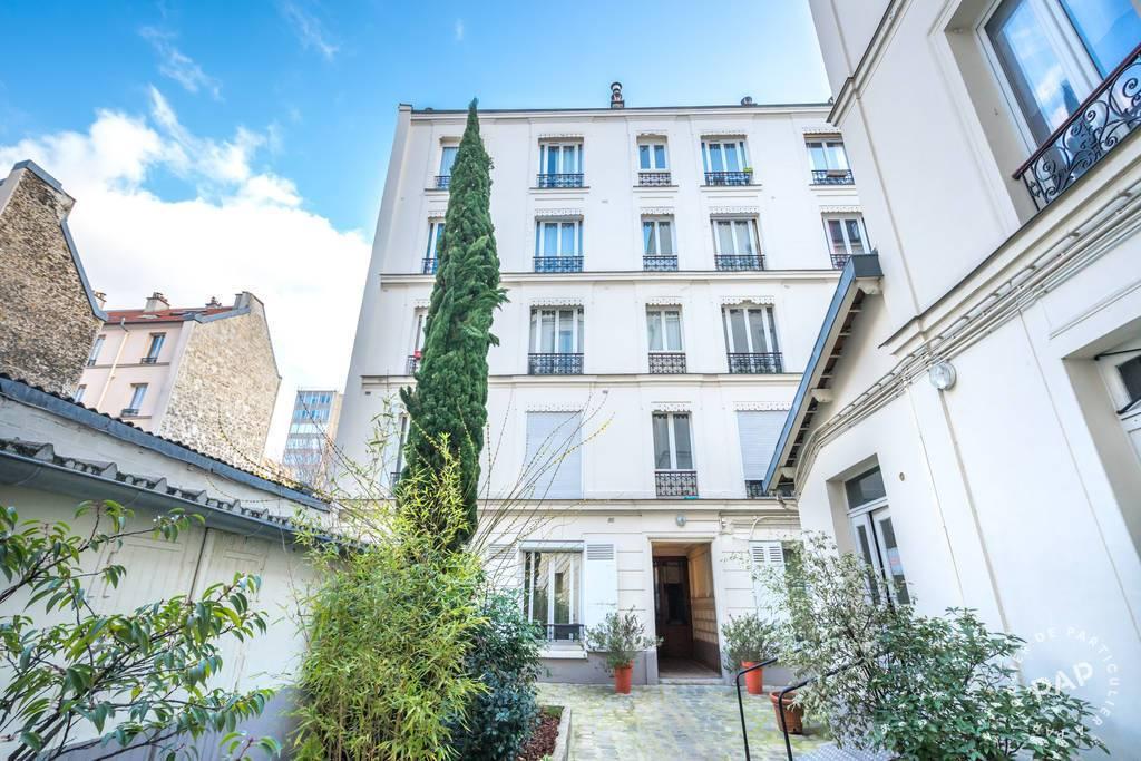 Vente Paris 19E (75019) 38m²