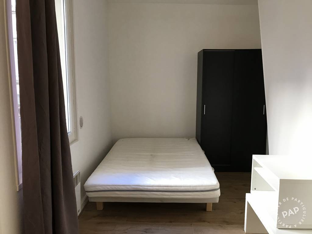 Location Paris 10E (75010) 35m²