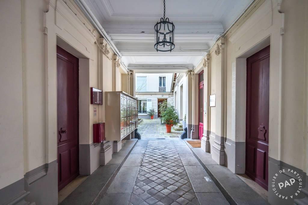 Immobilier Paris 19E (75019) 425.000€ 38m²