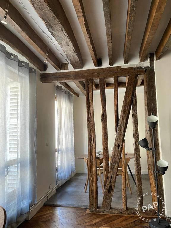 Immobilier Paris 3E (75003) 2.100€ 52m²