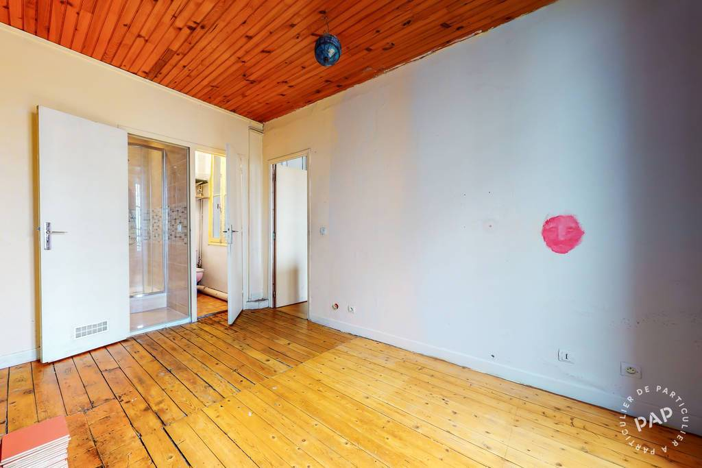 Immobilier Paris 20E (75020) 449.000€ 45m²