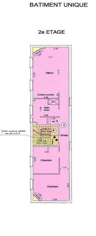 Immobilier Fontenay-Sous-Bois (94120) 479.000€ 62m²