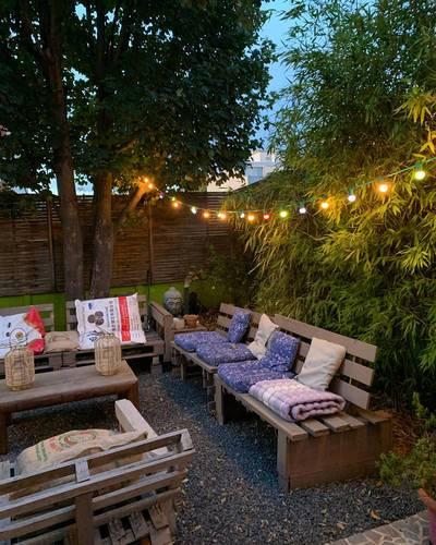 Jardin 469 M2 Clos