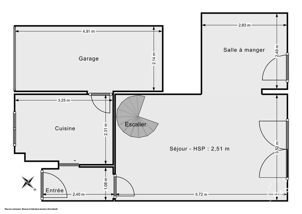 Vente Maison La Queue-En-Brie (94510)