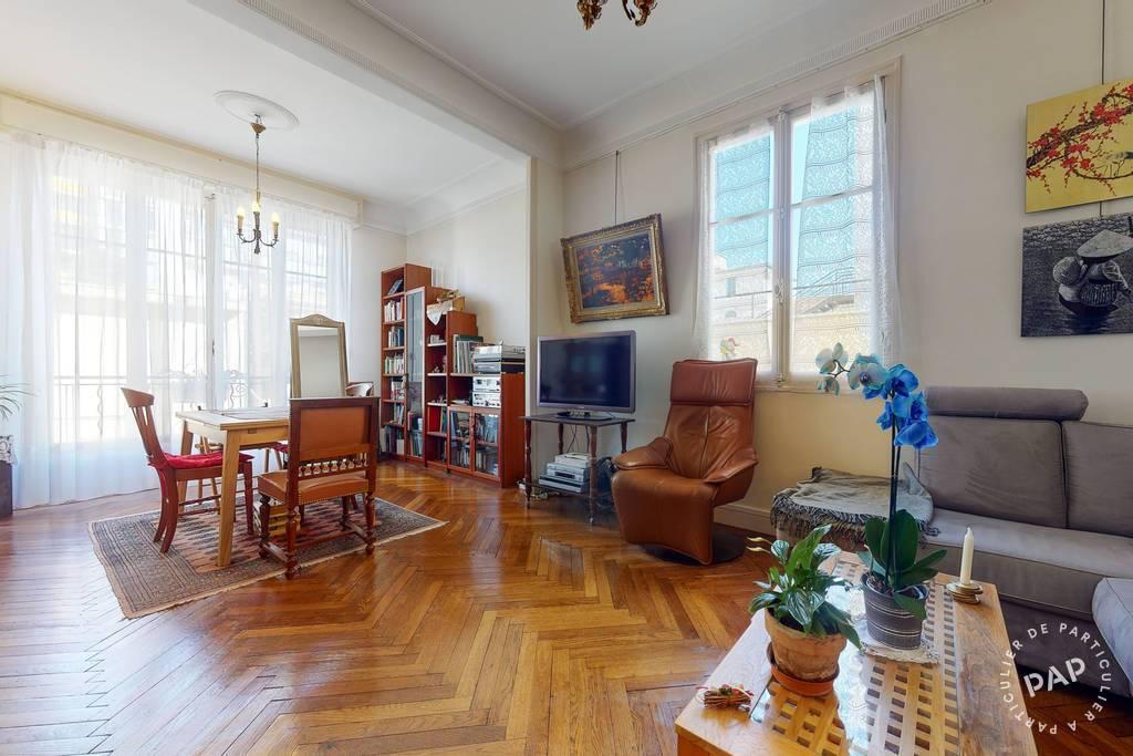Vente Appartement Nice (06000) 89m² 390.000€