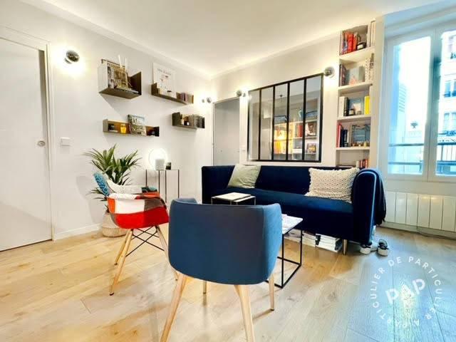 Vente Appartement Paris 18E (75018) 26m² 335.000€