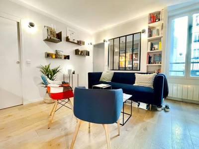 Vente appartement 2pièces 26m² Paris 18E (75018) - 345.000€