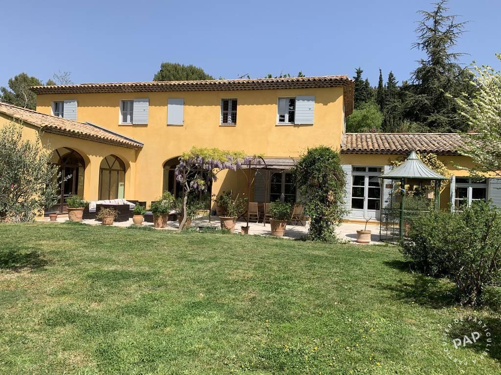 Vente maison 11 pièces Aix-en-Provence (13)
