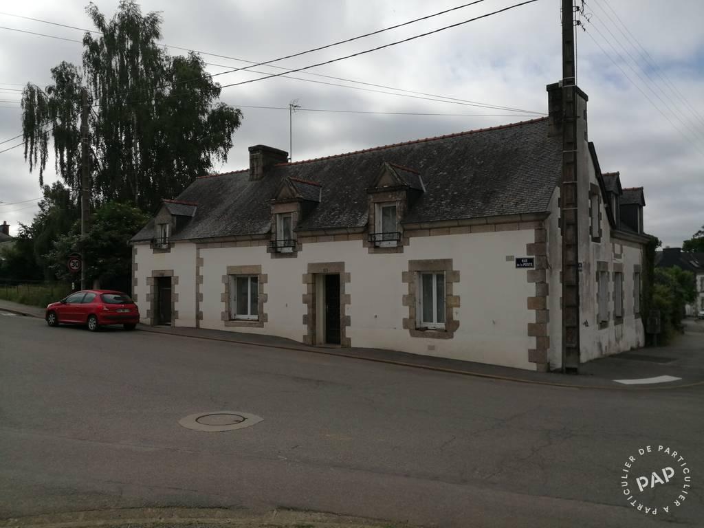 Vente maison 10 pièces Moustoir-Remungol (56500)