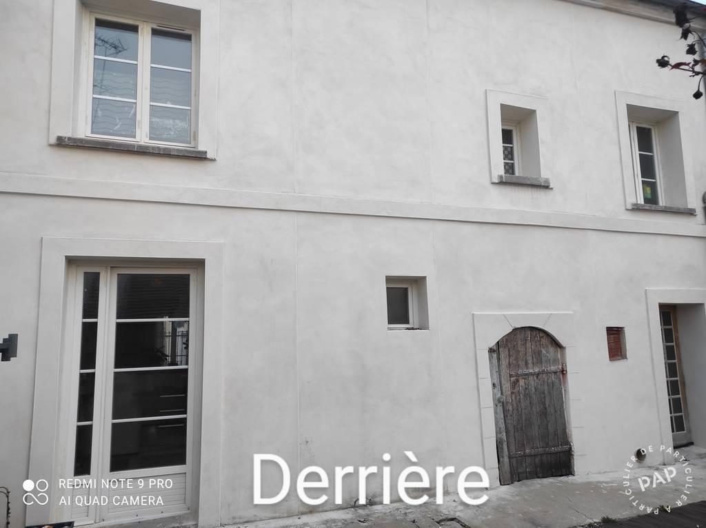 Vente Maison Nanteuil-Lès-Meaux (77100) 180m² 333.000€