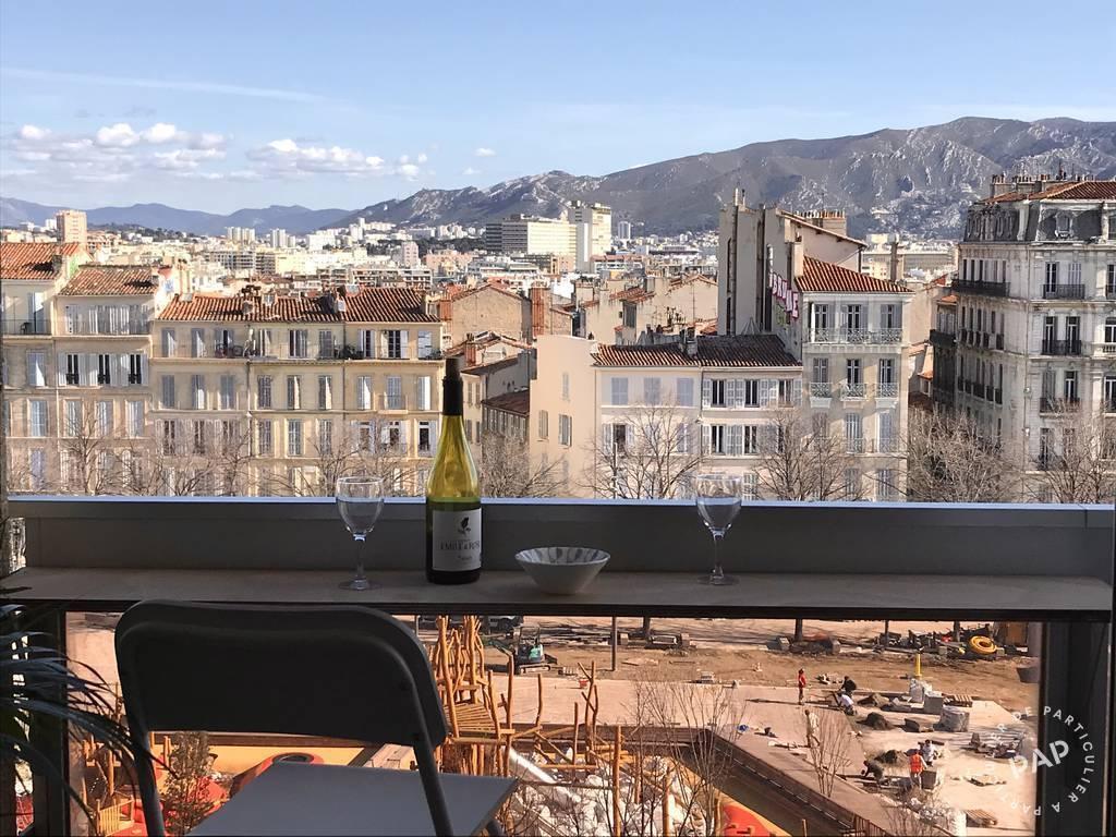 Vente Appartement Marseille 1Er (13001) 30m² 155.000€