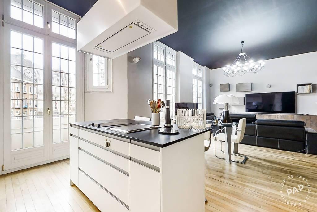 Vente Appartement Lille (59800) 90m² 475.000€