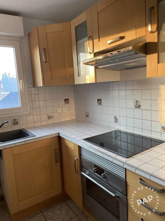 Location appartement 2 pièces Bondy (93140)