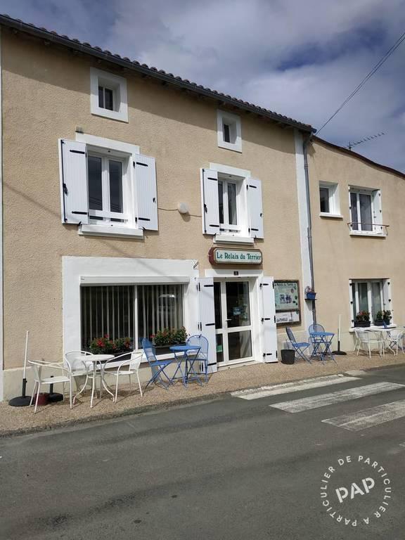 Vente maison 11 pièces Saint-Martin-du-Fouilloux (79420)