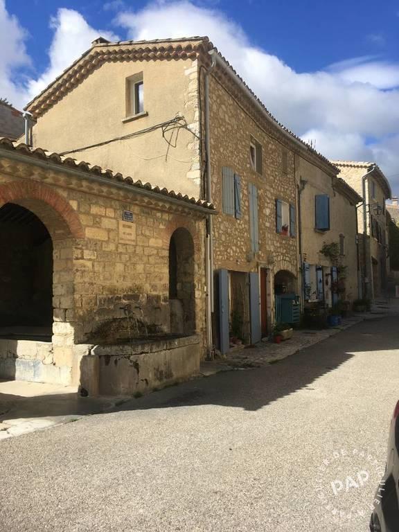 Vente maison 4 pièces Vaison-la-Romaine (84110)