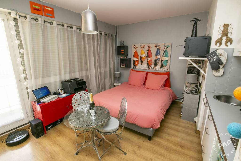 Vente appartement studio Le Pecq (78230)